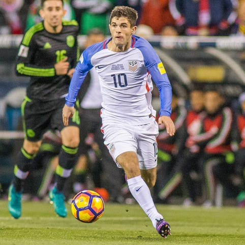 Rogers: Christian Pulisic's rise bolsters future of U.S. soccer