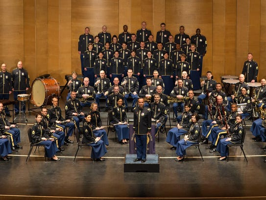 U.S. Army Field Band's concert band