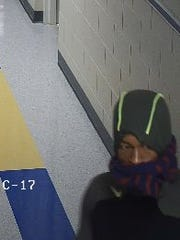 Pike Road School burglary suspect