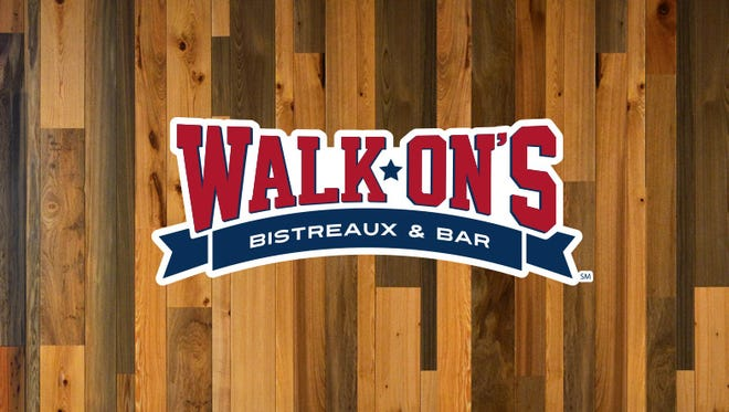 Walk-On's Bistreaux & Bar.