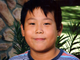 Daniel Wu, 12, was one of eight students from Arizona