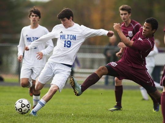 BFA-Fairfax vs. Milton Boys Soccer 10/20/15