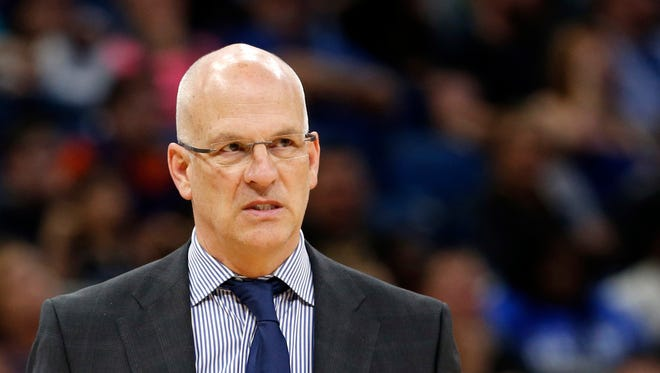 Jay Triano and the Suns haven't had much to be excited about this season. Same with the team's fans.