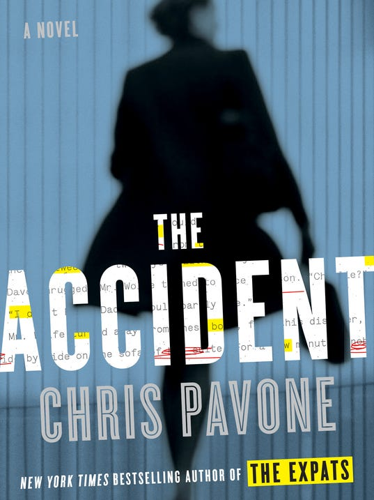 'The Accident' by Chris Pavone