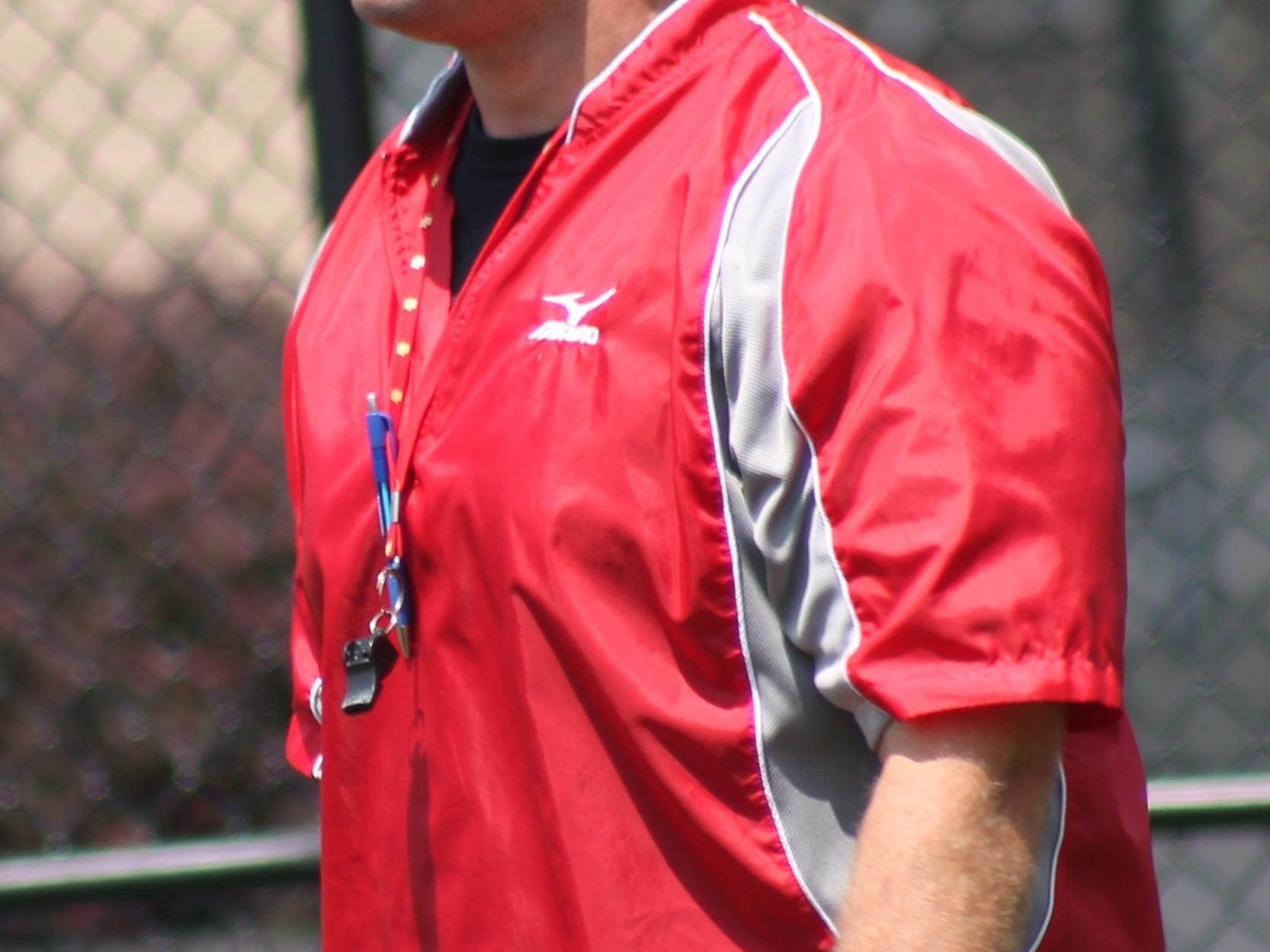 Former Cincinnati Bearcat Jon Tobin is the head coach of the Purcell Marian Cavaliers.