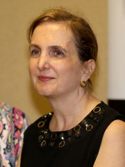 Catherine Rinaldi, the president of Metro-North Railroad,