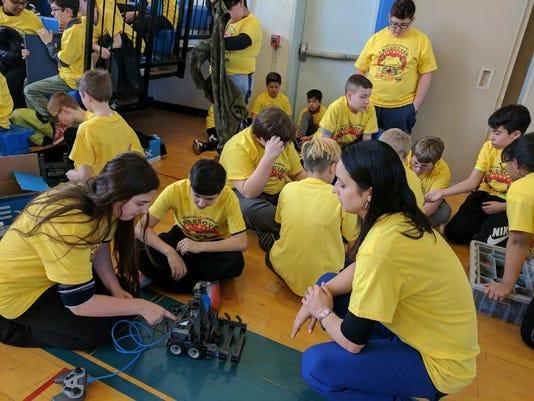 ER Robotics Team