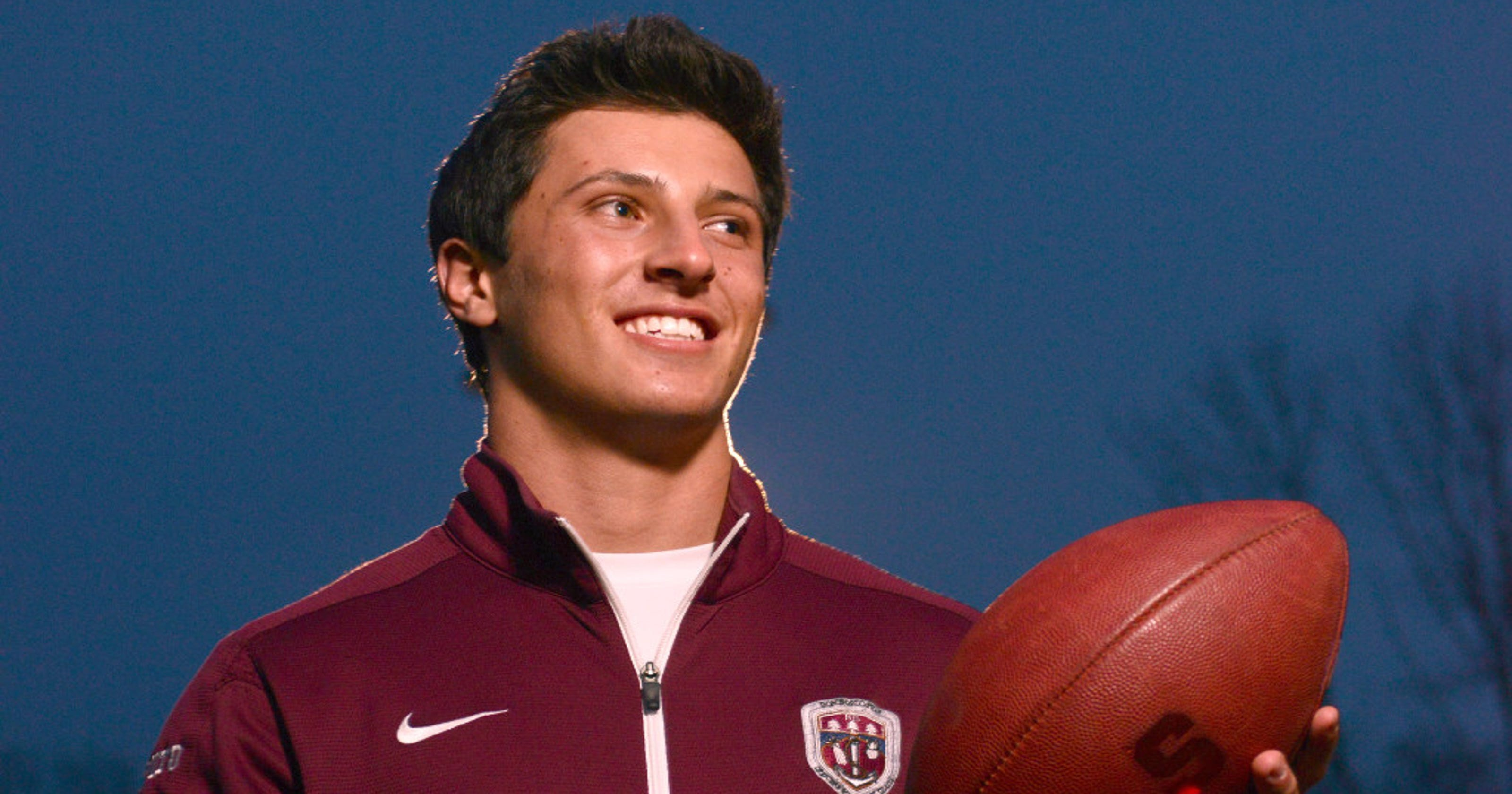don bosco s devito has his football life well in hand