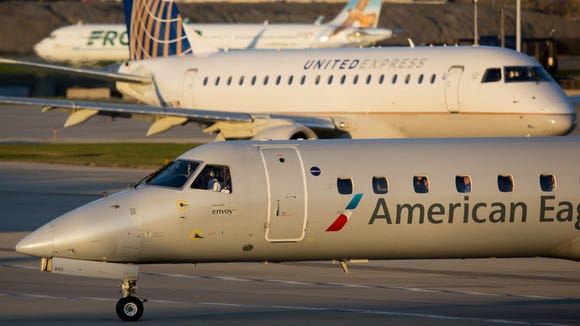Aircraft for the regional partners of American and