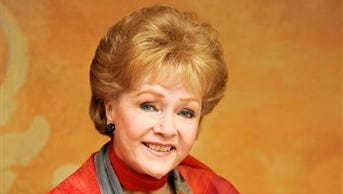 Actress Debbie Reynolds poses for a portrait in Beverly Hills, Calif. Reynolds will be honored with the 2014 SAG Lifetime Achievement Award During the Screen Actors Guild Awards ceremony on Jan. 25.