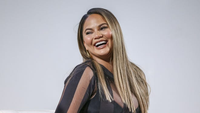 Has anyone checked on Chrissy Teigen today?