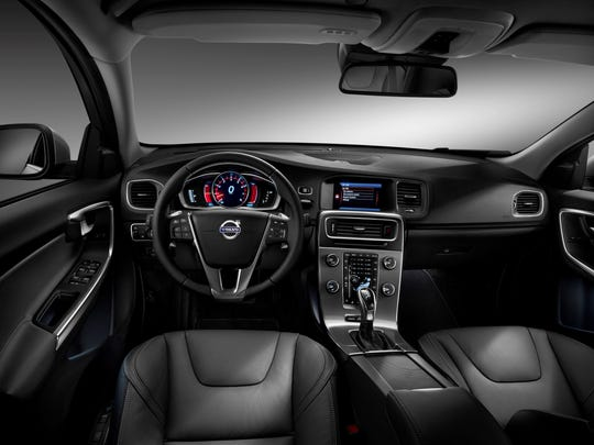 With Volvo's Sensus Connected Touch system, drivers can say the name of a song to start the voice-controlled Spotify function. It also lets you connect your cellphone to your car speakers, access apps, browse the Web and turn your S60 into a Wi-Fi hotspot.