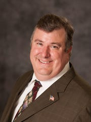 Ed Massey, Ky. House District 66 candidate.