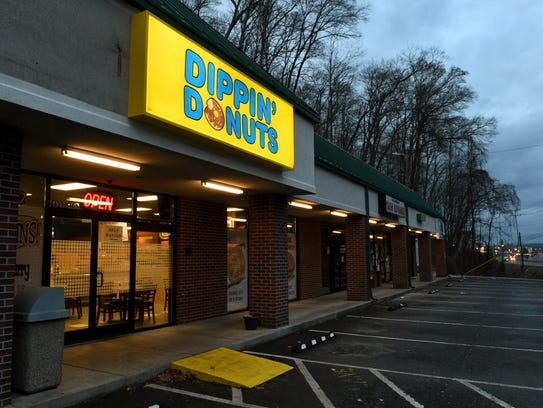 Dippin' Donuts on Maynardville Pike in Halls.