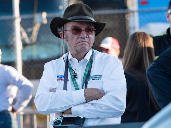 Jack Roush has compiled 135 Monster Energy NASCAR Cup