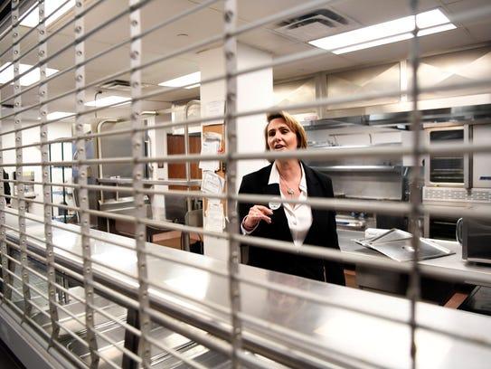 Julia Orlando, director of Bergen County Housing, Health,
