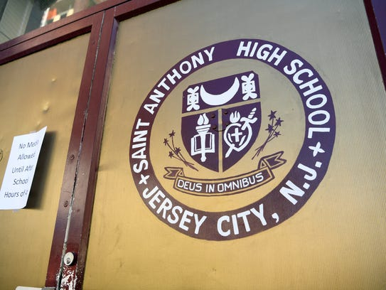 Saint Anthony High School in Jersey City, NJ will close