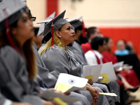 Passaic County Community College held its commencement