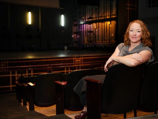 Rae Geoffrey, managing director of the Diana Wortham