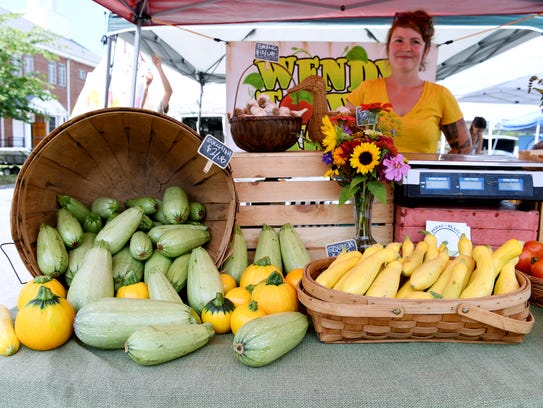 West Asheville Tailgate Market won top honors in the Family Choice Awards as Best Tailgate Market.