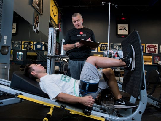 BFR training prevents joints from getting tired and