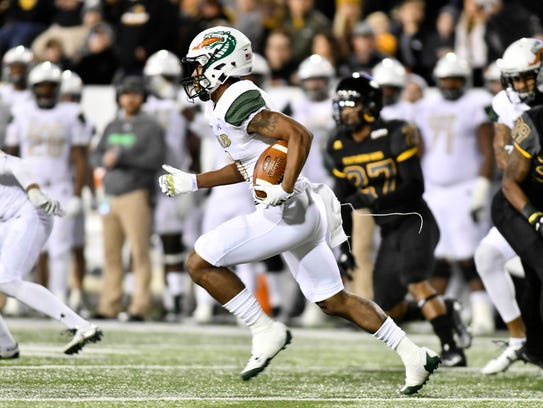 UAB Blazers wide receiver Andre Wilson.
