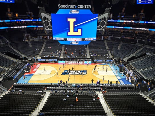 Lipscomb practices to play North Carolina in the 2018