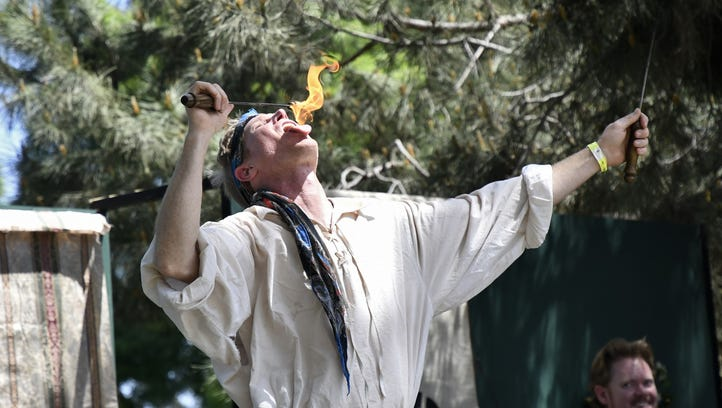 Ren Faire: A step back in time to move Tulare County forward