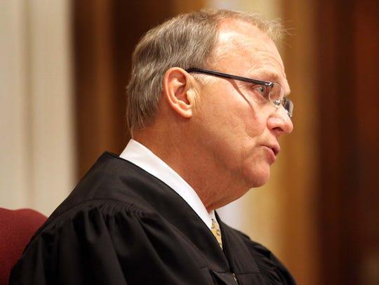 Judge Glenn Pille