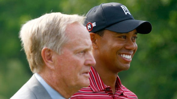 Jack Nicklaus is right: Golf needs to rally around Tiger Woods