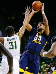 West Virginia could be a scary team to face in March