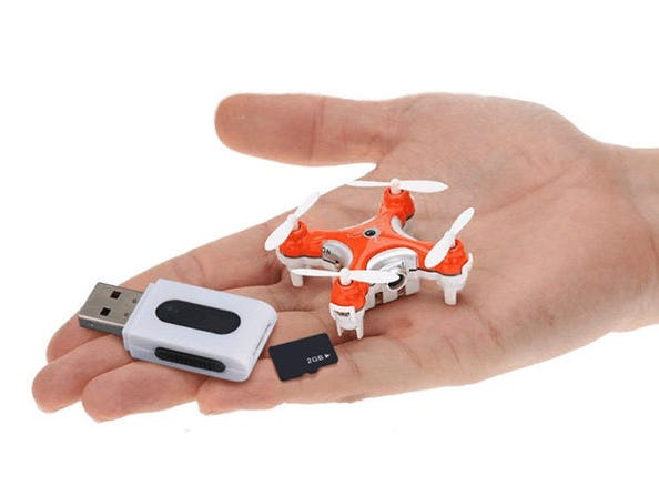 Members get over 50% off this high-flying, fast-spinning tiny drone.