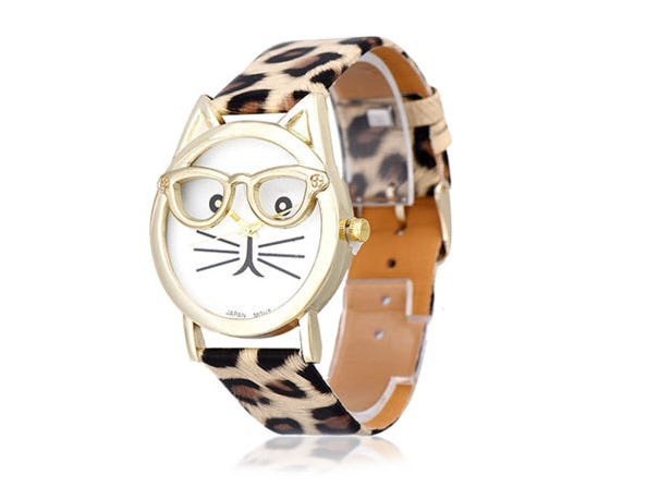 This conversation piece is the cat's meow, and is over 75% off for our members!