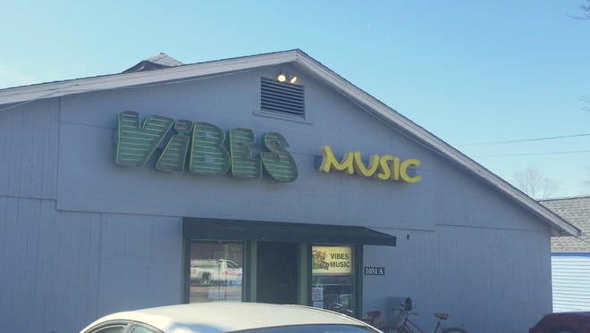 Vibes Music, 1051 E. 54th St., will close at the end of May.