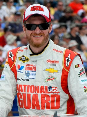 Dale Earnhardt Jr. is currently tied for 38th on NASCAR's all-time Cup wins list.