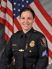 Sgt. Alison Wray