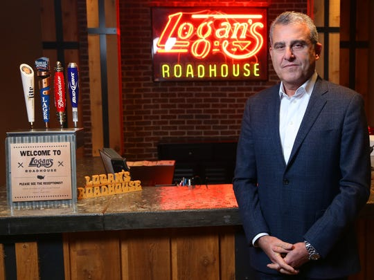 Logan's Roadhouse CEO Hazem Ouf became CEO of CraftWorks Holdings, LLC, after the parent company purchased Logan's Roadhouse in 2018.