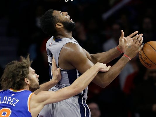 Andre Drummond, Robin Lopez