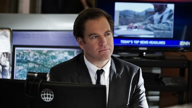 Michael Weatherly, seen here  on 'NCIS,' is leaving that series but will be back on CBS in a new drama, 'Bull.'