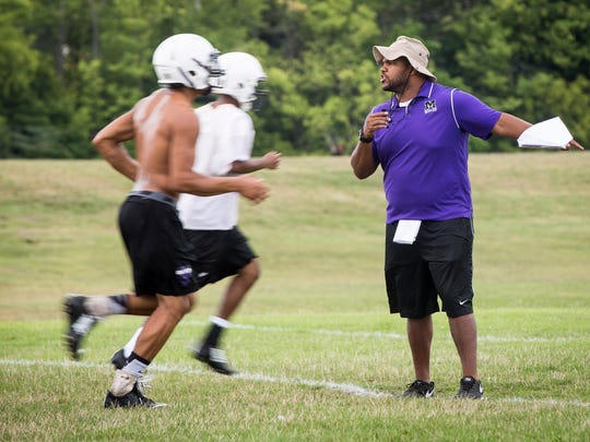 Central's football team starts practice Monday afternoon