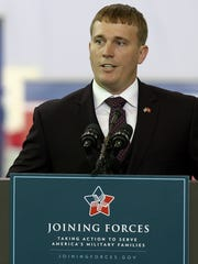 Medal of Honor recipient Dakota Meyer