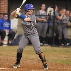 Trio of former Greencastle-Antrim Blue Devils thrive with Wilson softball
