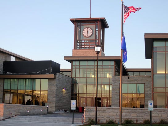 Oak Creek City Hall