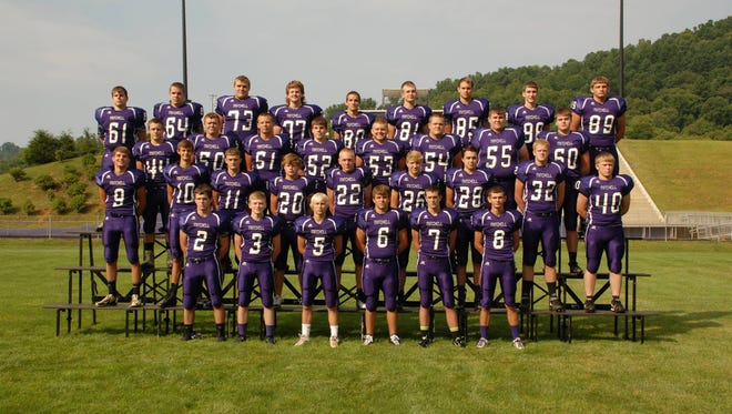 Mitchell's football team finished the regular season with a 7-4 record.