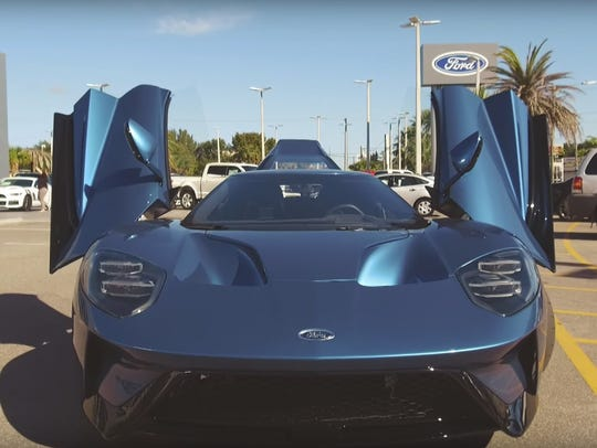 Ford Offered To Buy Back The Liquid Blue