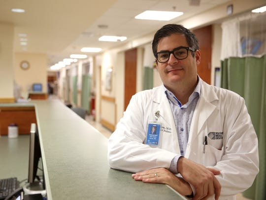 Cardiologist Dr. Gian-Carlo Giove of Tallahassee Memorial