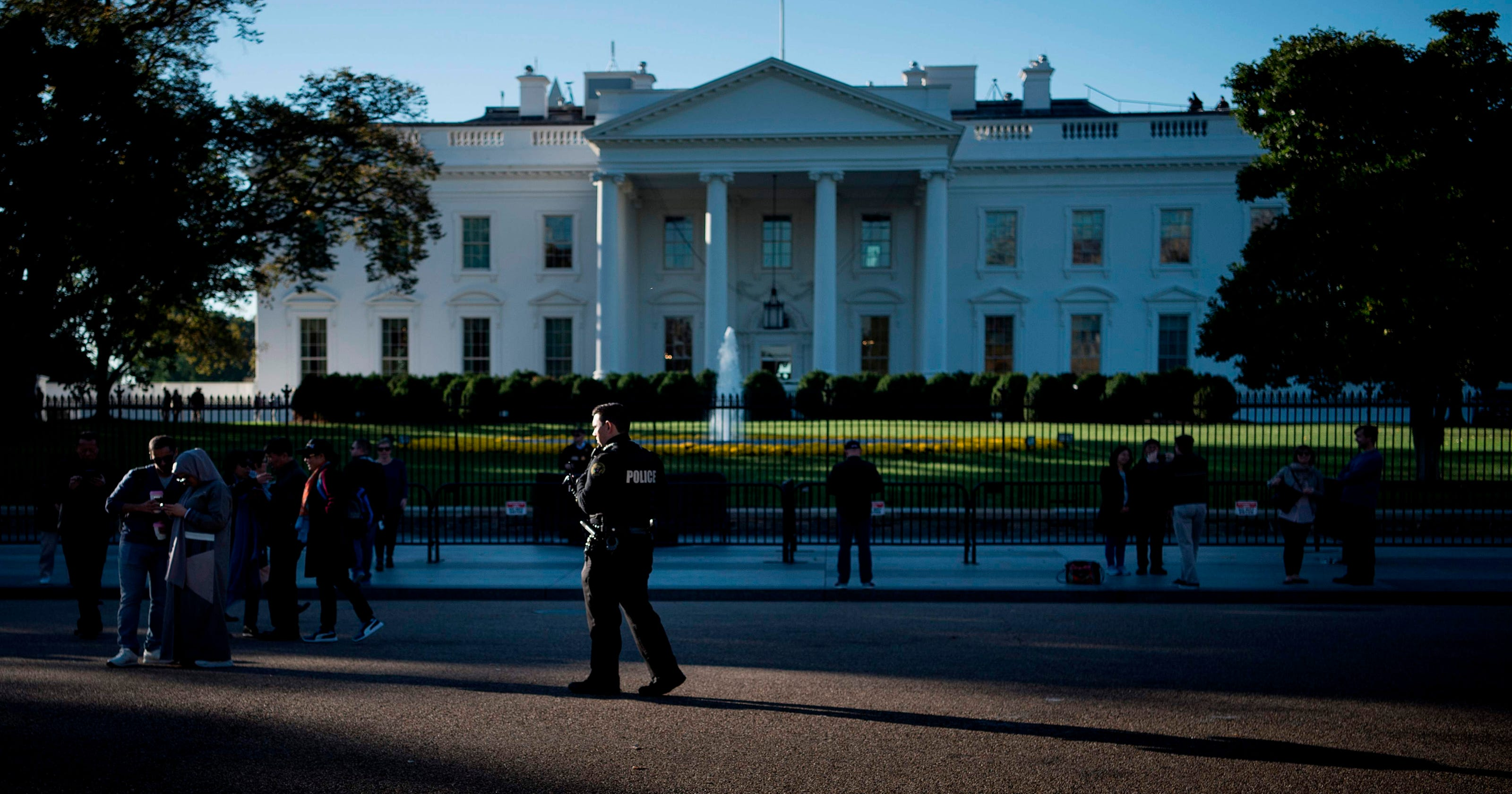 Secret Service Arrests Dallas Man At White House After Threat