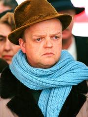 Toby Jones as Capote