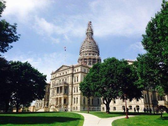 Lansing Capitol 1