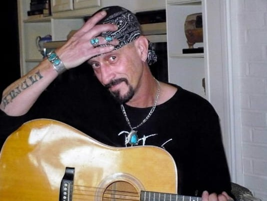 Rocky D Andrea is a local artist who writes rock and country tunes and has an extensive repertoire of classic rock cover songs.